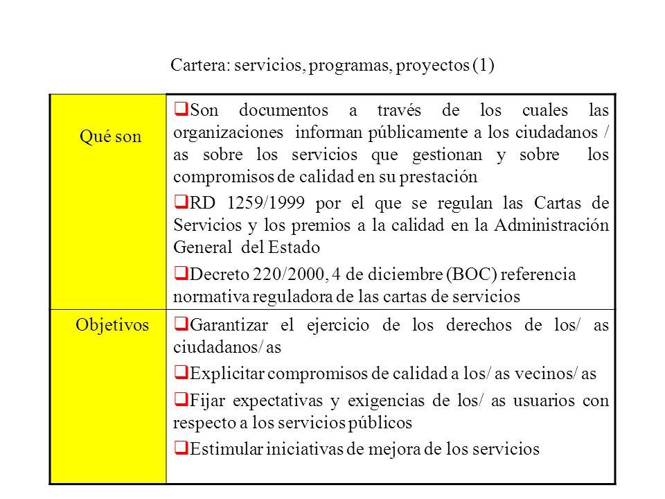 Cartera: servicios, programas, proyectos (1)