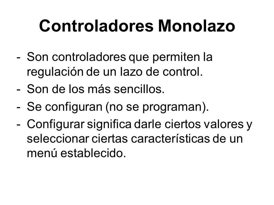 Controladores Monolazo