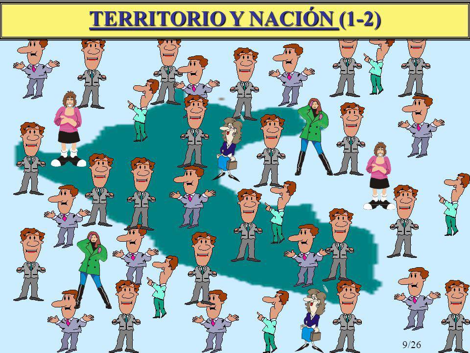 TERRITORIO Y NACIÓN (1-2)