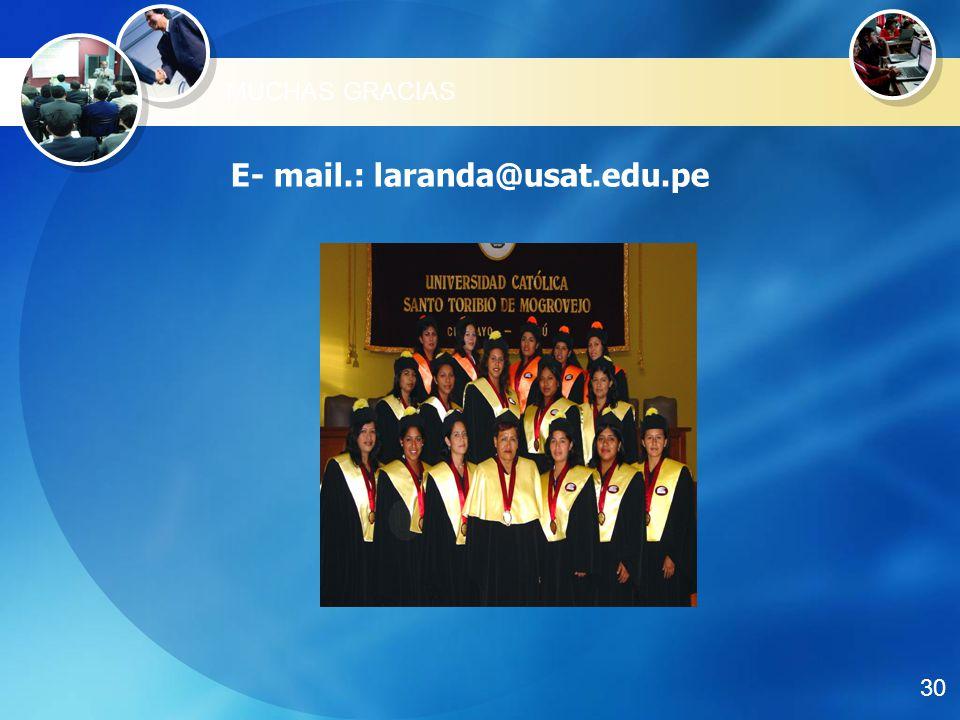 E- mail.: laranda@usat.edu.pe