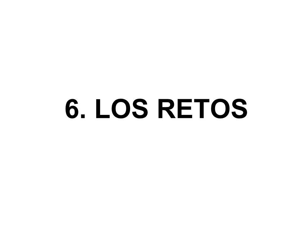 6. LOS RETOS
