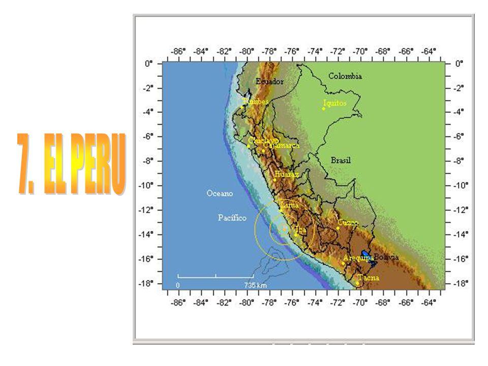 7. EL PERU