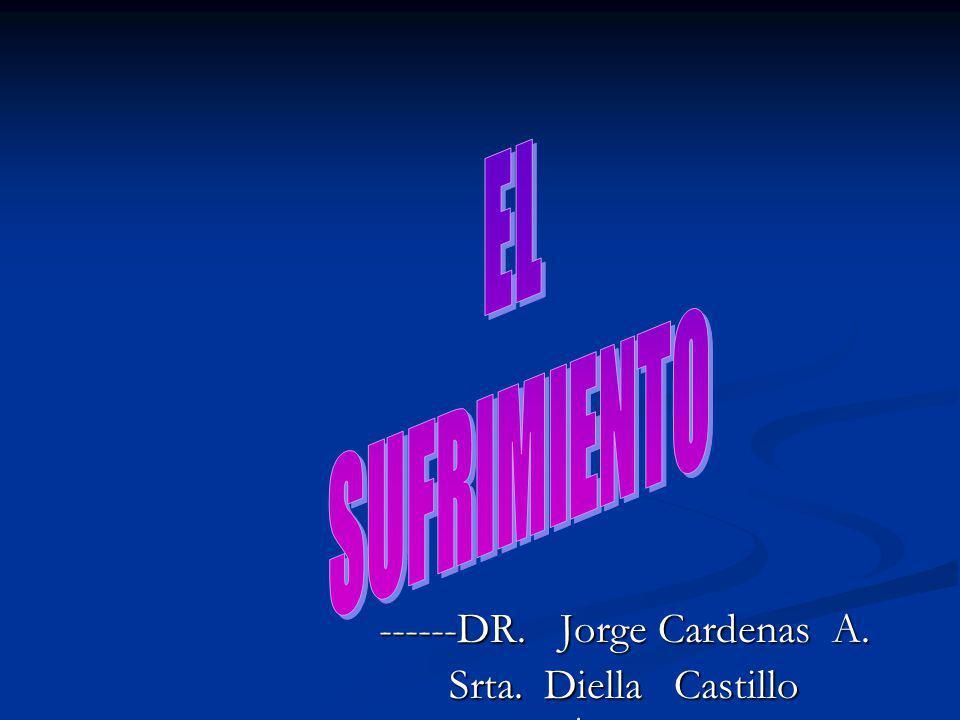 ------DR. Jorge Cardenas A. Srta. Diella Castillo