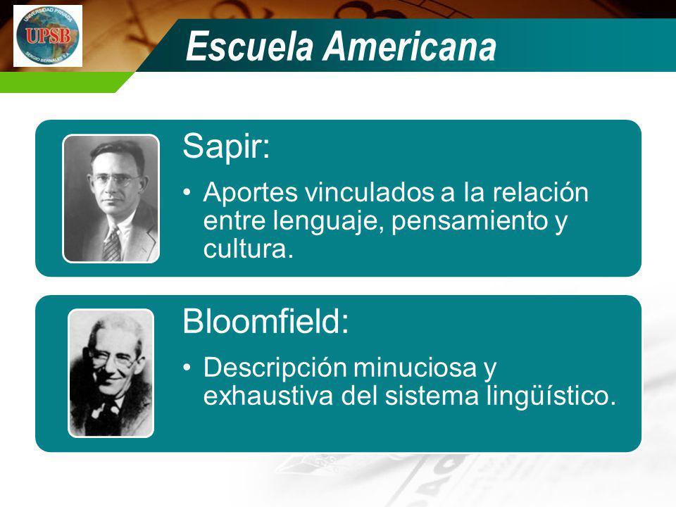 Escuela Americana Sapir:
