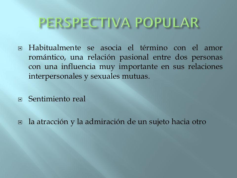 PERSPECTIVA POPULAR