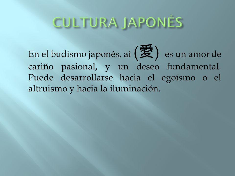 CULTURA JAPONÉS