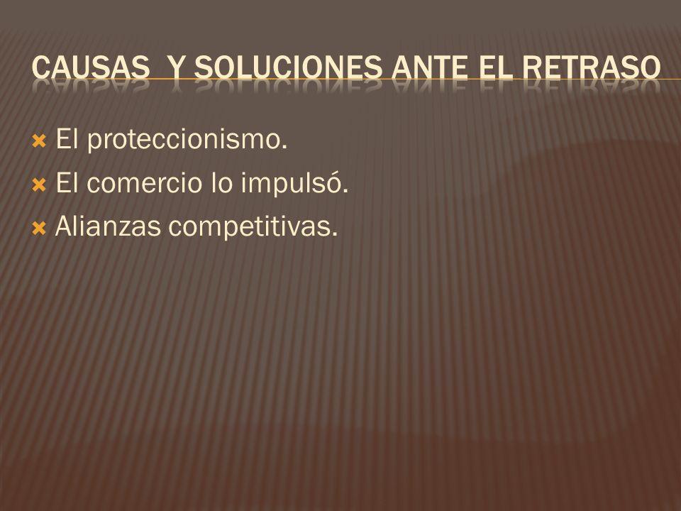 CAUSAS Y SOLUCIONES ANTE EL RETRASO