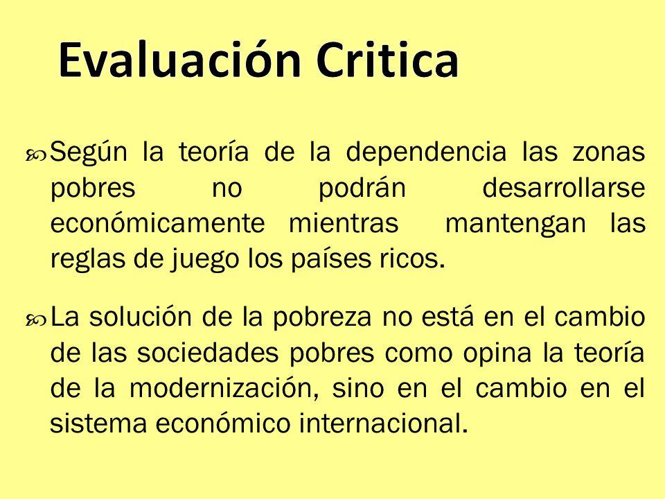 Evaluación Critica