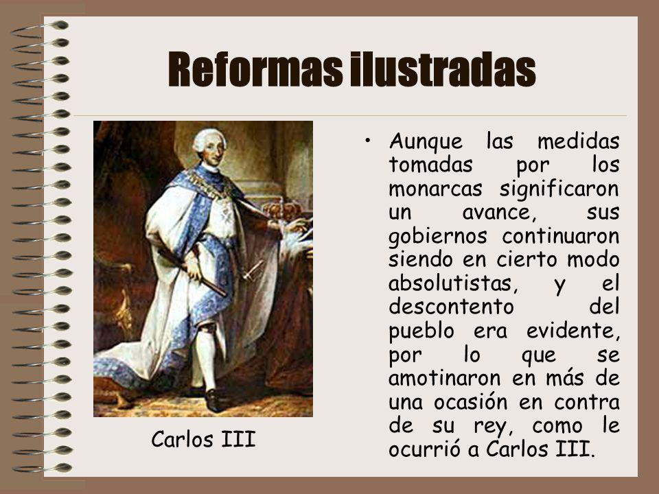 Reformas ilustradas