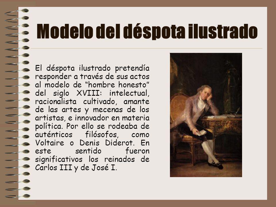 Modelo del déspota ilustrado