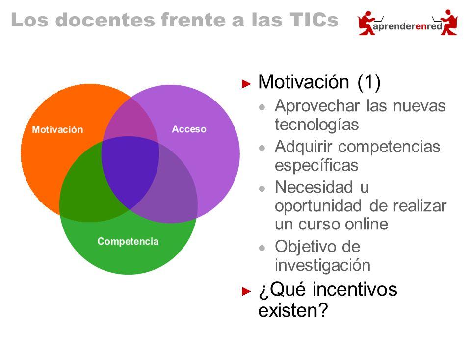 Los docentes frente a las TICs