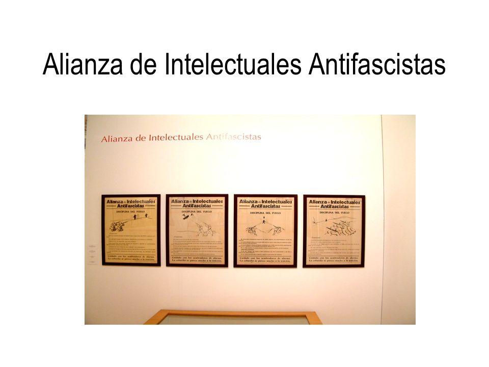 Alianza de Intelectuales Antifascistas