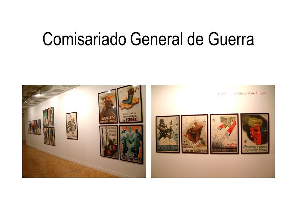 Comisariado General de Guerra