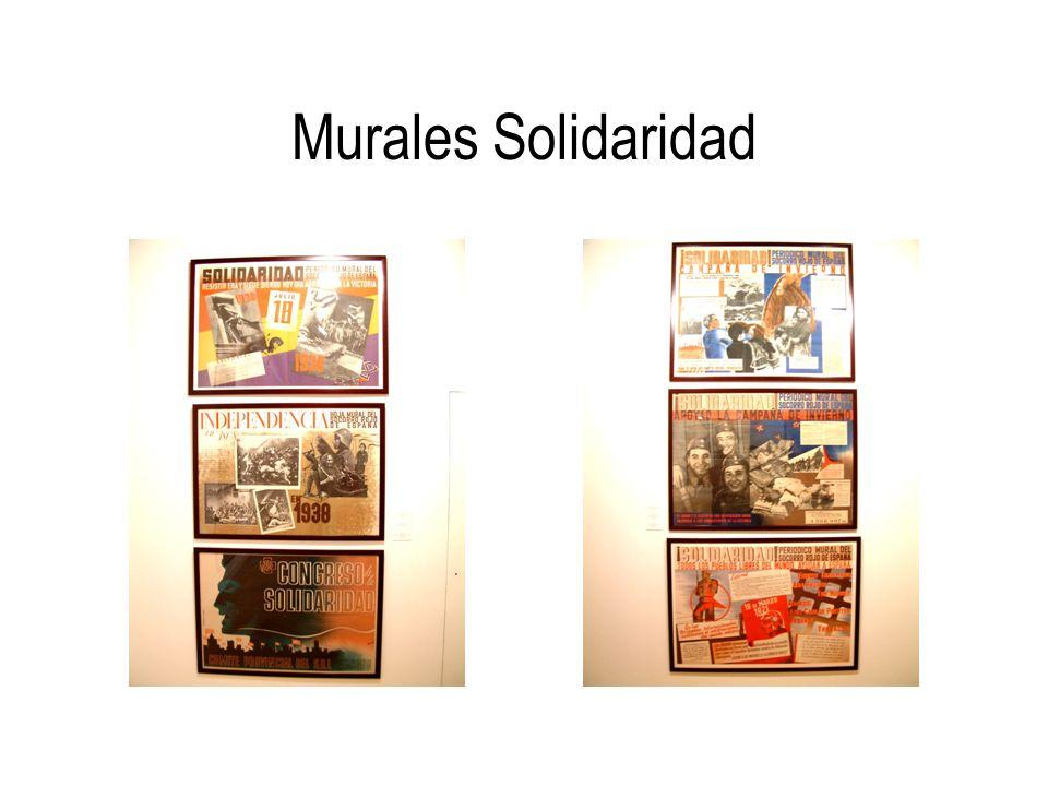 Murales Solidaridad