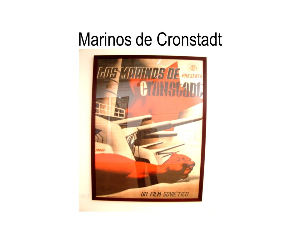Marinos de Cronstadt