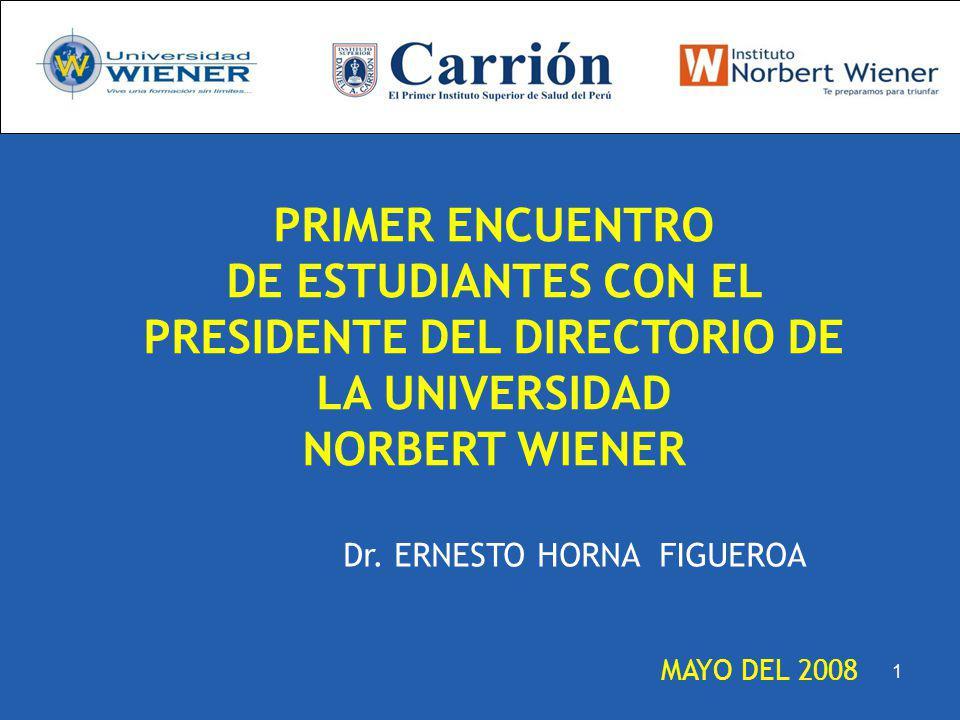 Dr. ERNESTO HORNA FIGUEROA