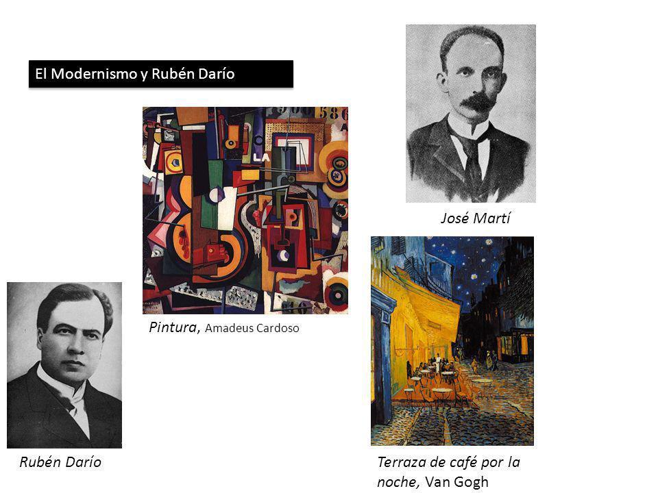 El Modernismo y Rubén Darío
