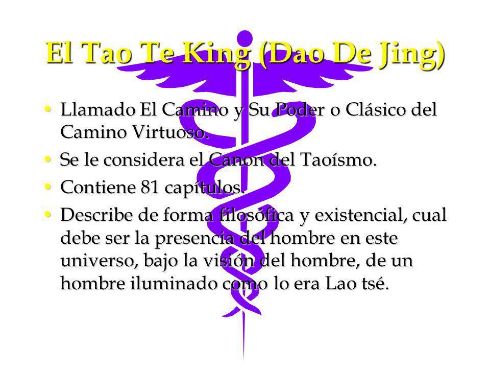 El Tao Te King (Dao De Jing)