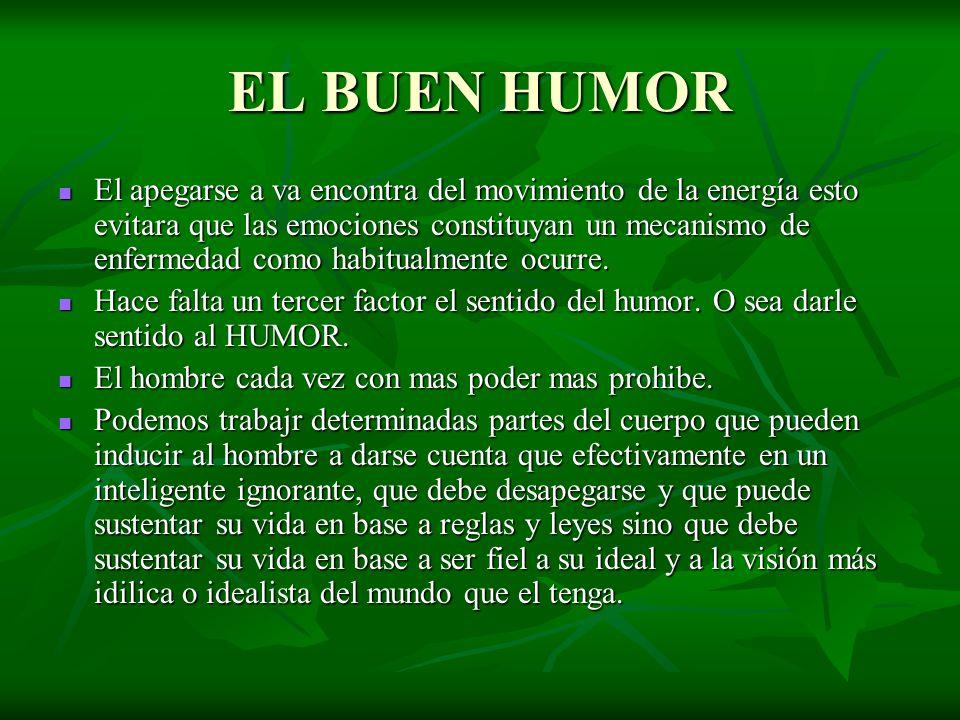 EL BUEN HUMOR