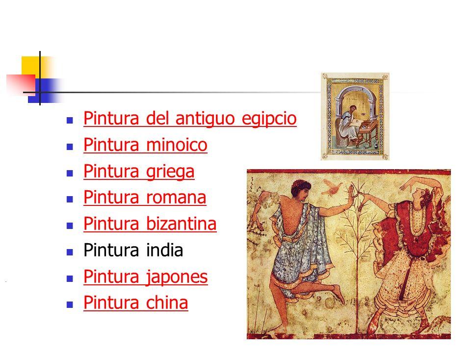 Pintura del antiguo egipcio Pintura minoico Pintura griega