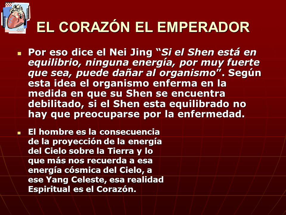 EL CORAZÓN EL EMPERADOR
