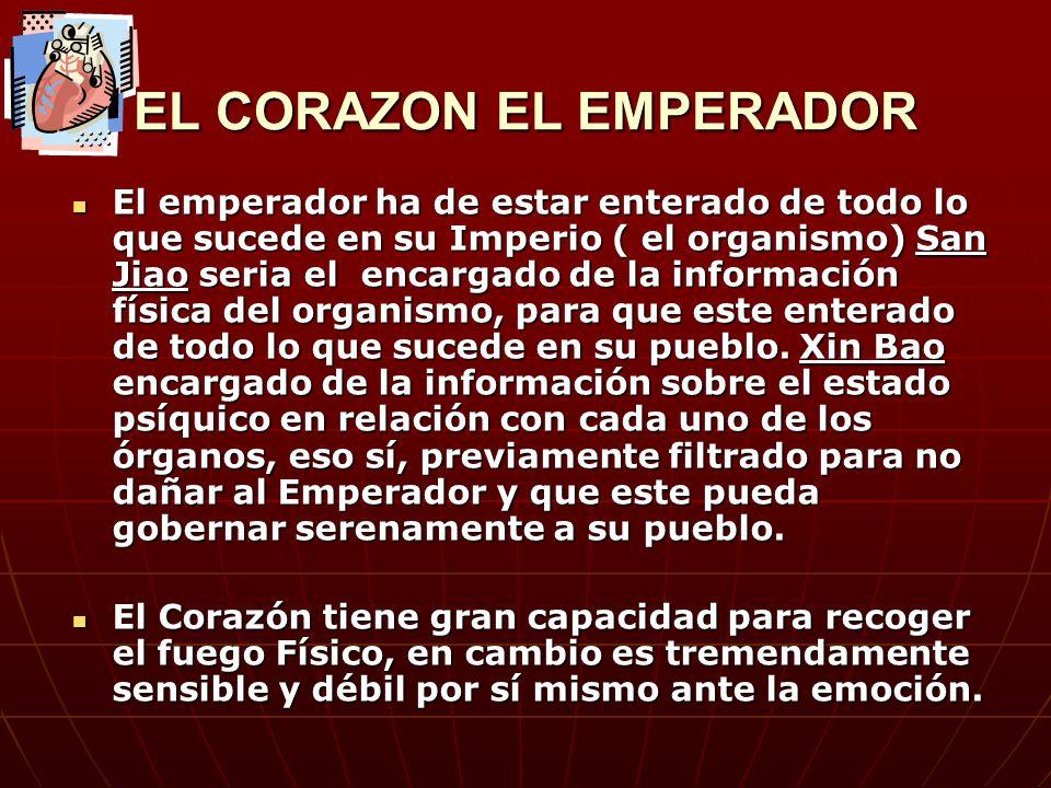 EL CORAZON EL EMPERADOR