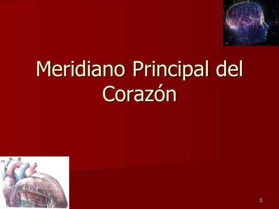 Meridiano Principal del Corazón
