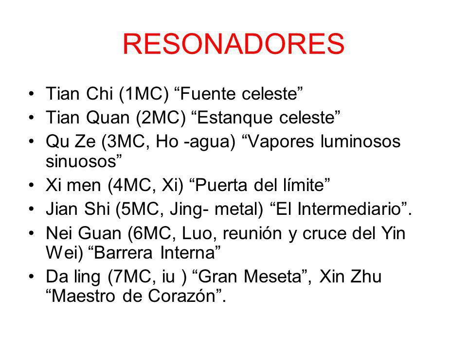 RESONADORES Tian Chi (1MC) Fuente celeste