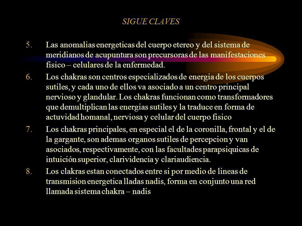 SIGUE CLAVES