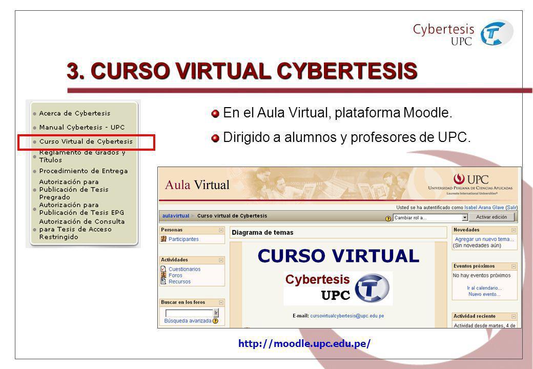 3. CURSO VIRTUAL CYBERTESIS