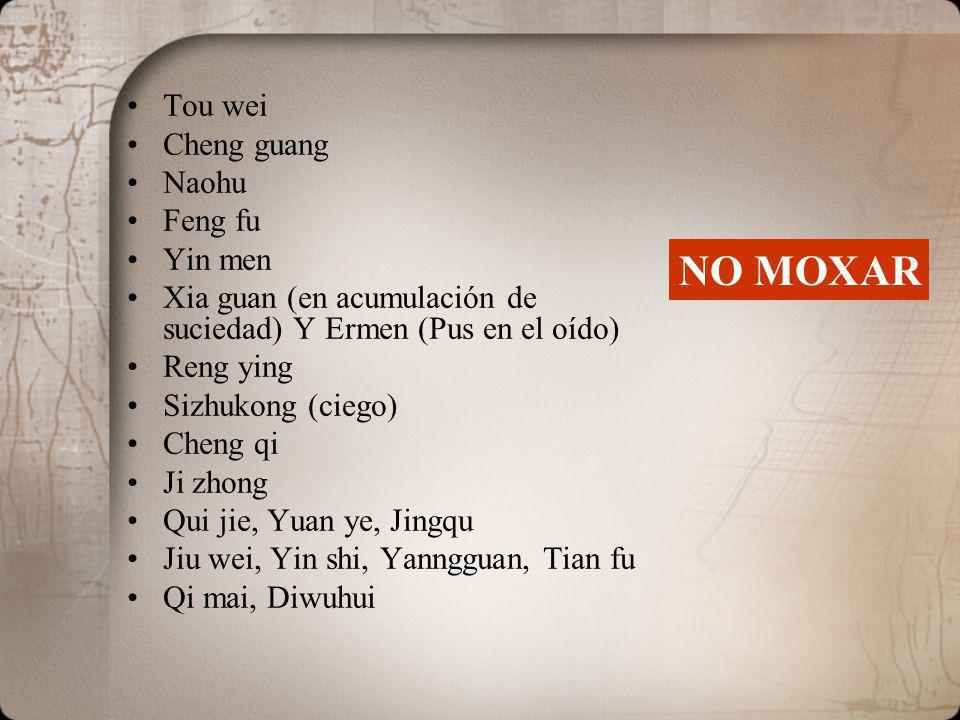NO MOXAR Tou wei Cheng guang Naohu Feng fu Yin men