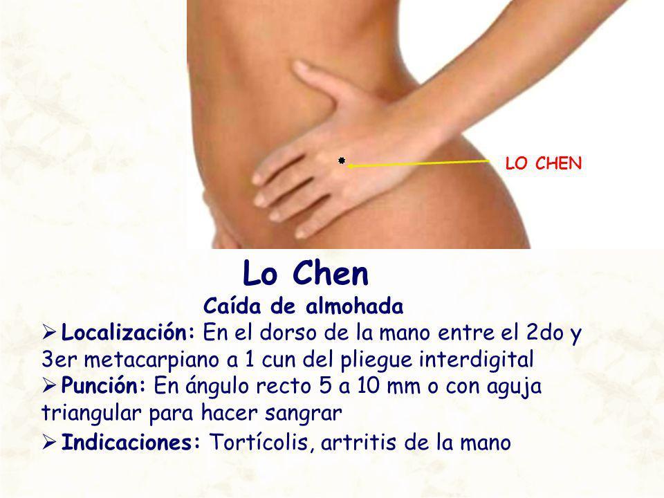 Lo Chen Caída de almohada