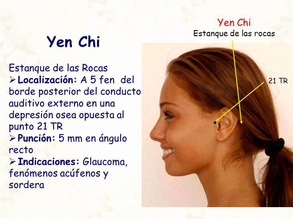 Yen Chi Yen Chi Estanque de las Rocas