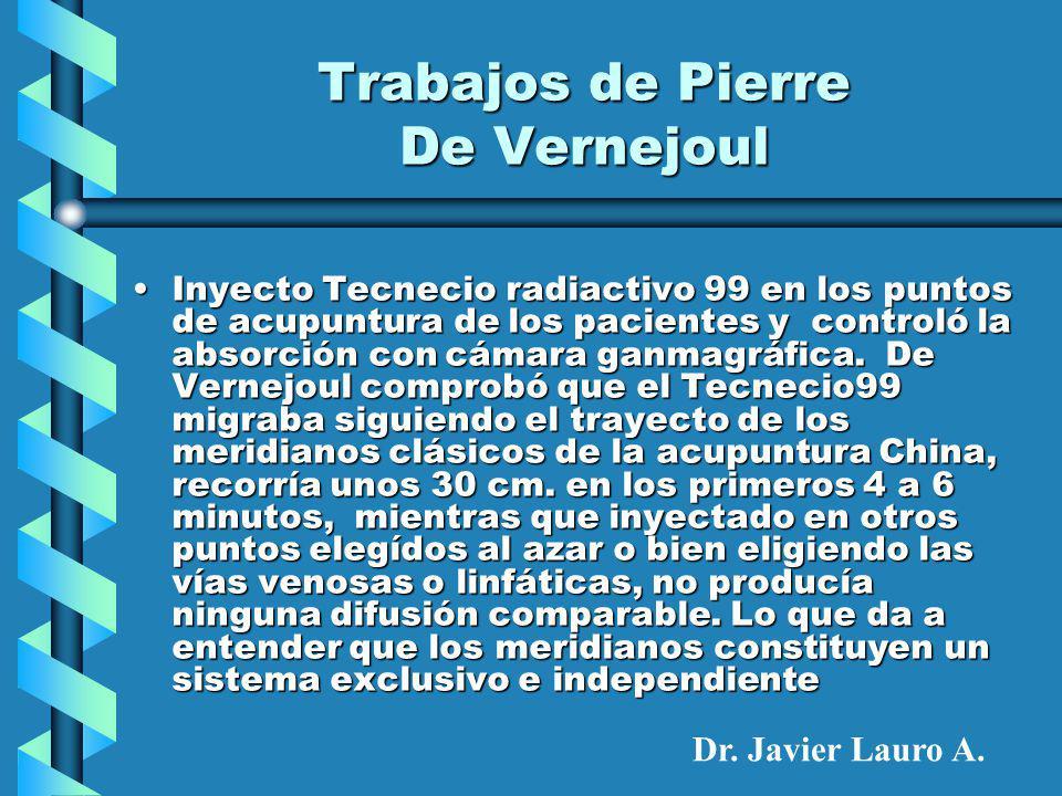 Trabajos de Pierre De Vernejoul