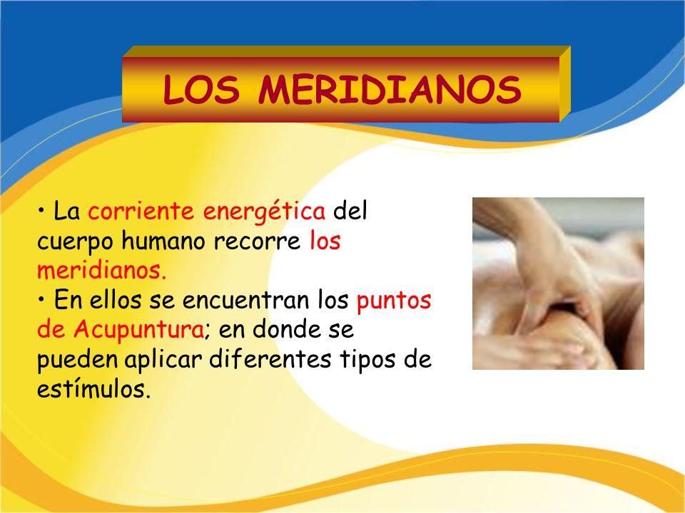 LOS MERIDIANOS Los Meridianos
