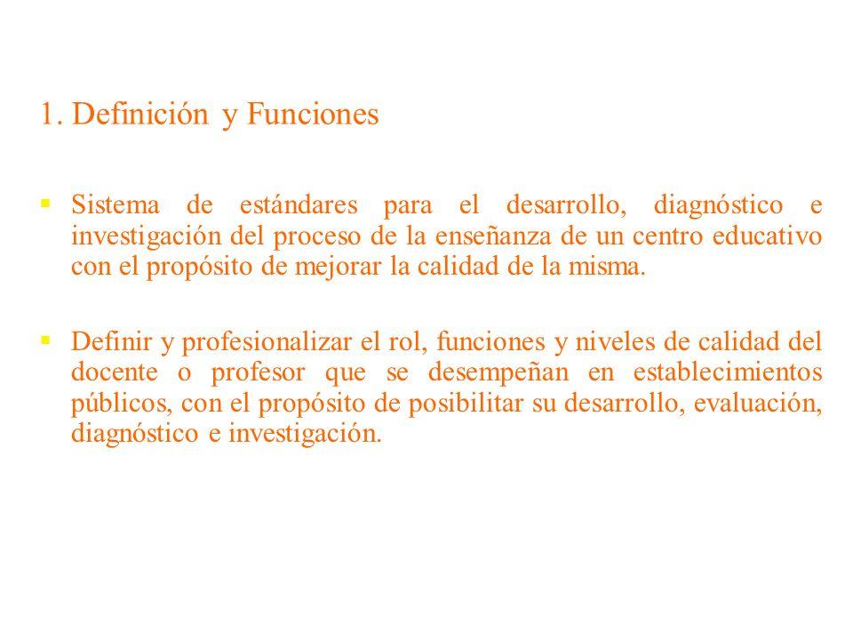 1. Definición y Funciones