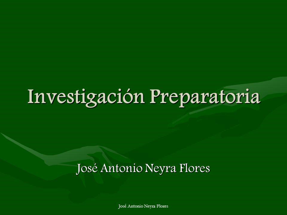 Investigación Preparatoria