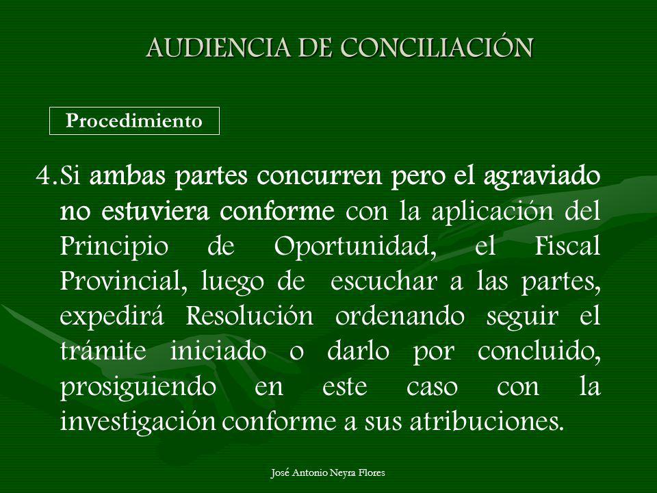 AUDIENCIA DE CONCILIACIÓN