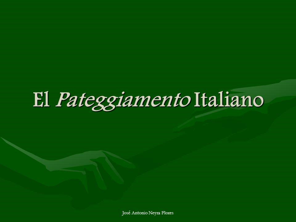 El Pateggiamento Italiano
