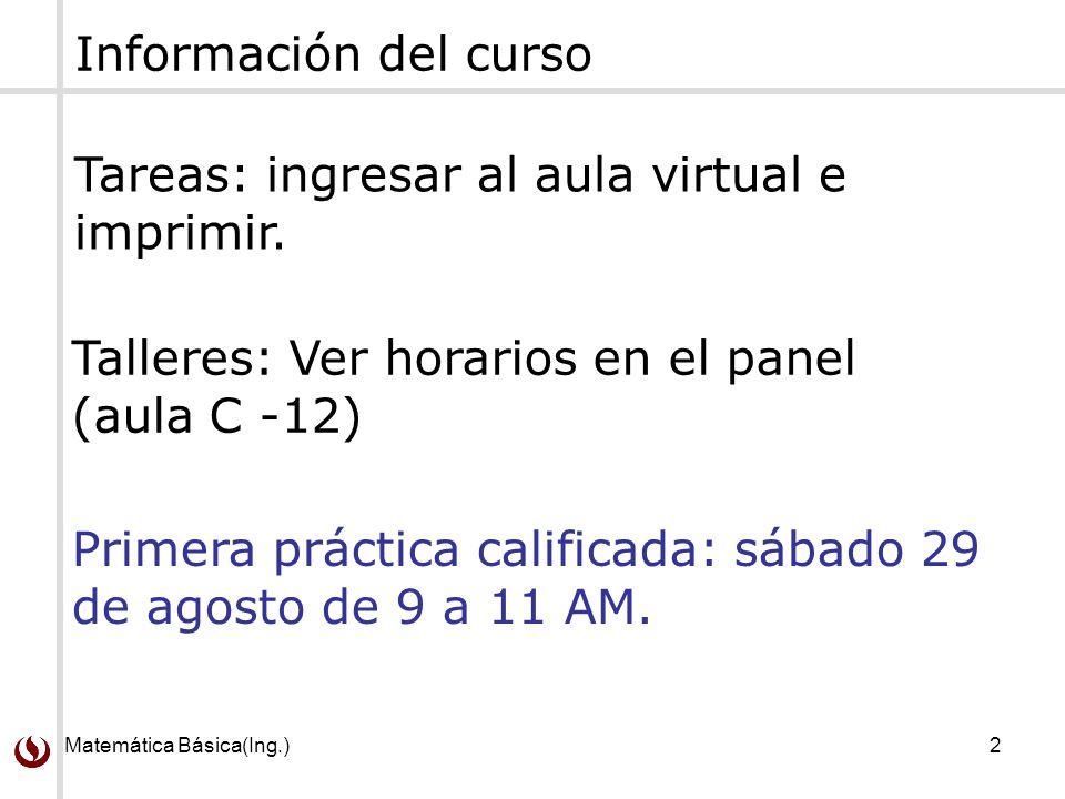 Tareas: ingresar al aula virtual e imprimir.