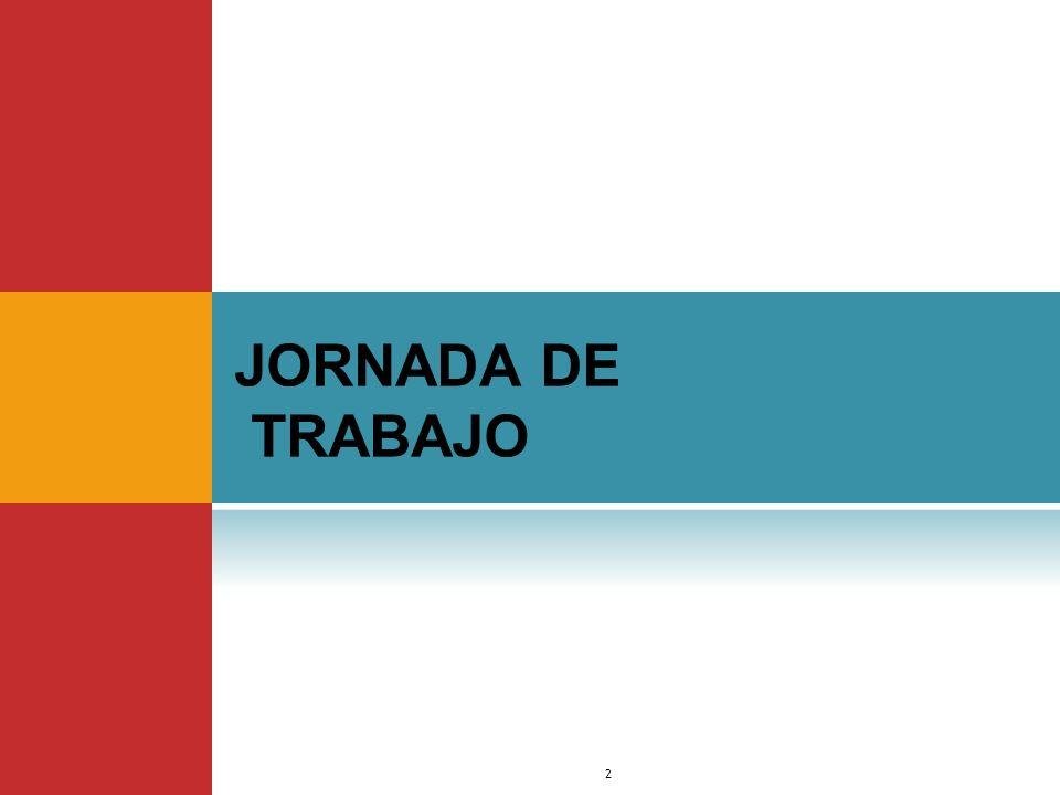 JORNADA DE TRABAJO Dr. Jimmy Márquez Moreno