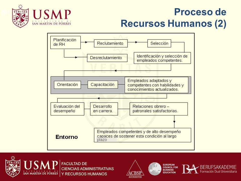Proceso de Recursos Humanos (2)