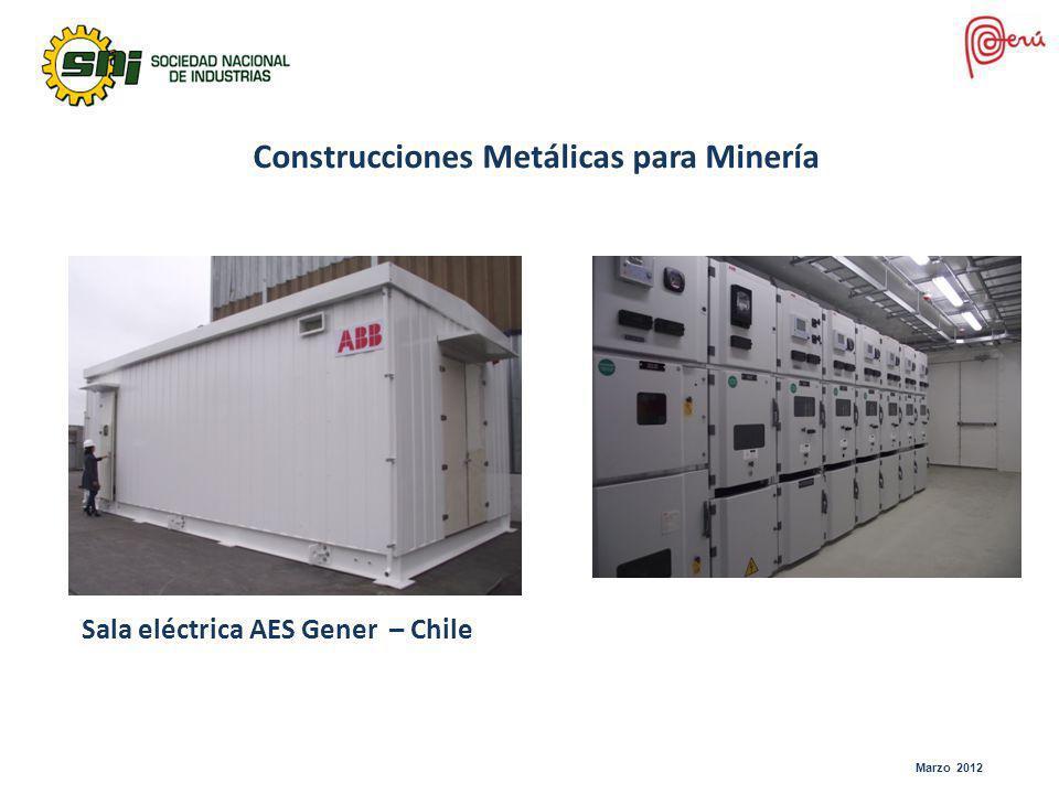 Construcciones Metálicas para Minería