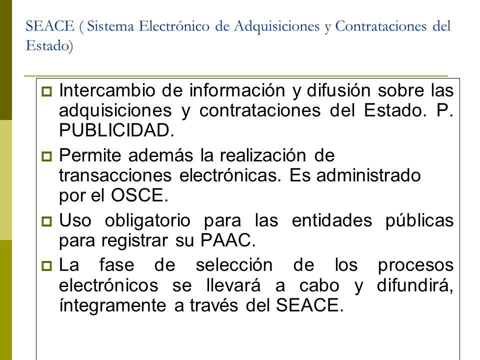 Uso obligatorio para las entidades públicas para registrar su PAAC.