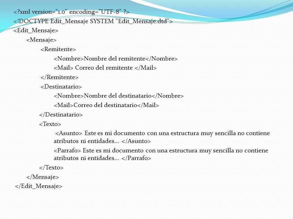 <. xml version= 1. 0 encoding= UTF-8 . > <