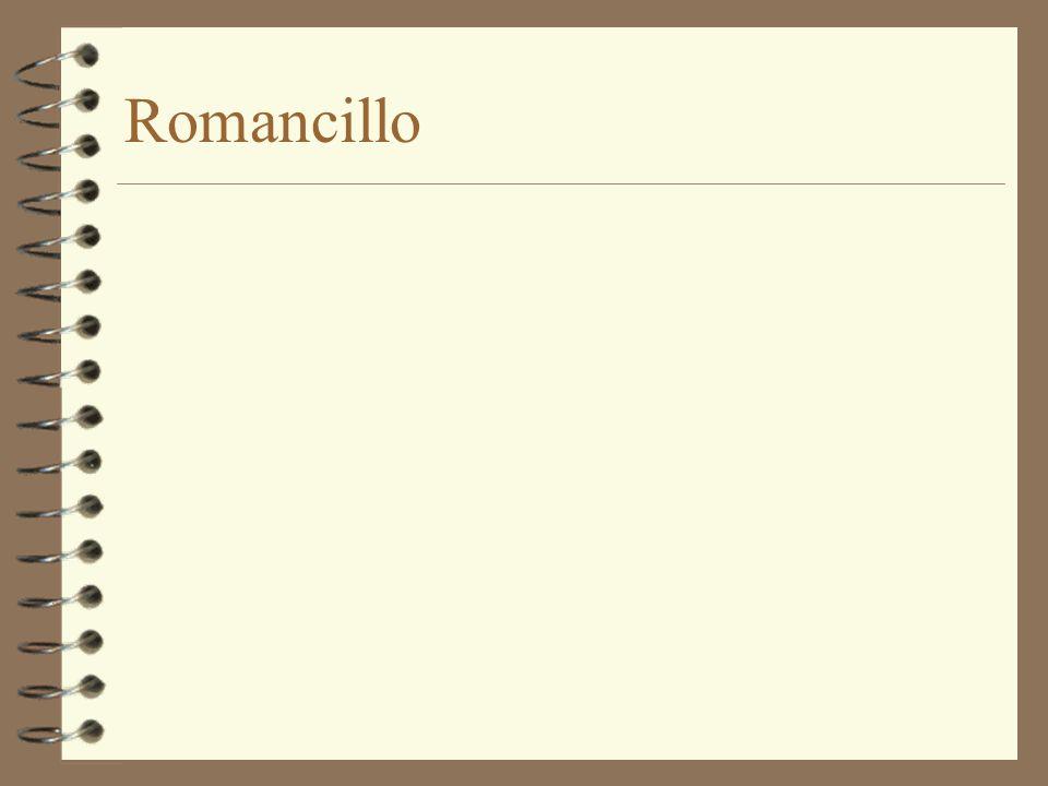 Romancillo
