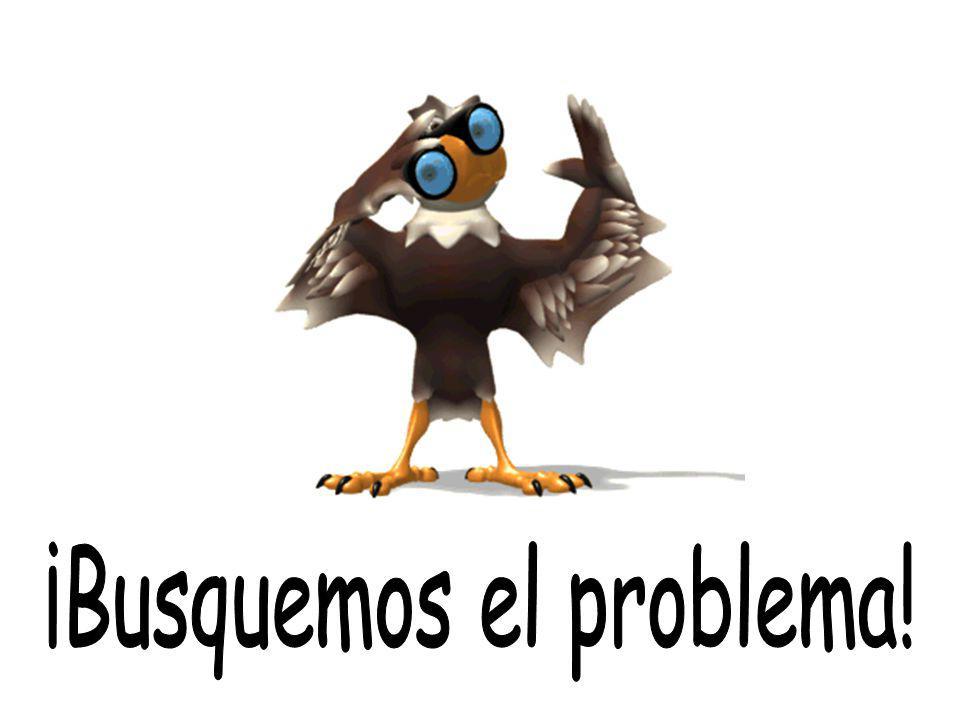¡Busquemos el problema!