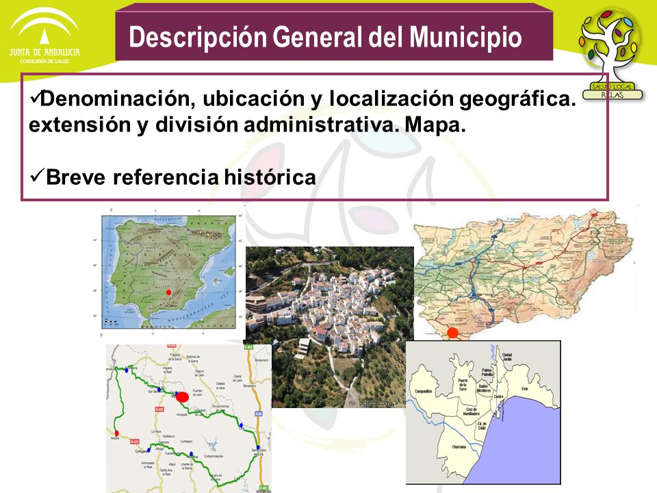 Descripción General del Municipio