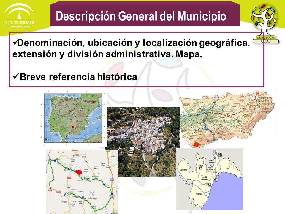 Descripción General del Municipio