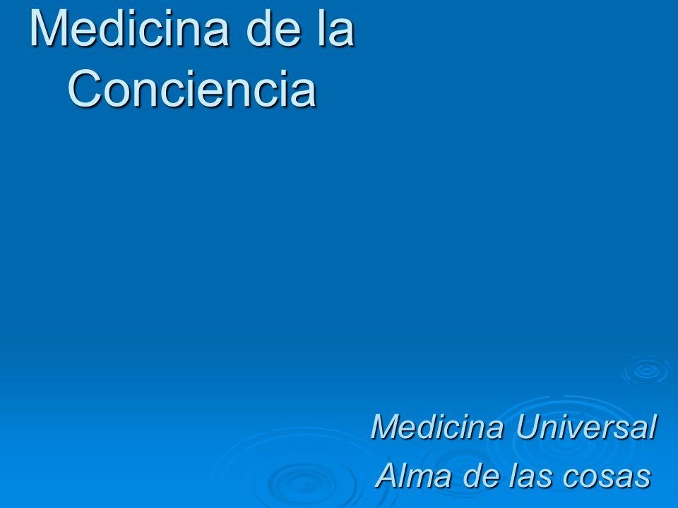 Medicina de la Conciencia